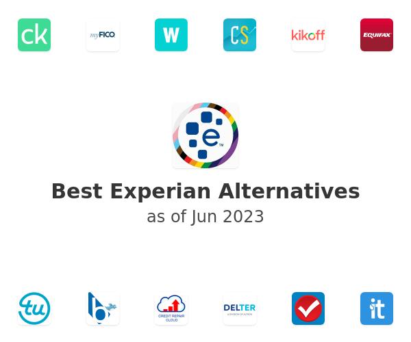 Best Experian Credit Tracker Alternatives