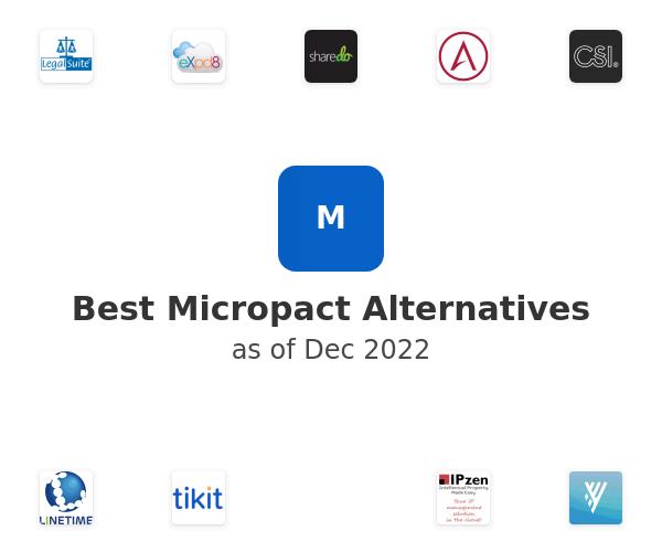 Best Micropact Alternatives