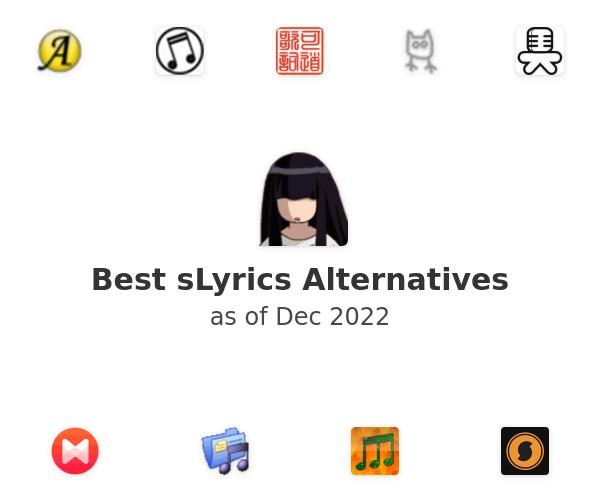 Best sLyrics Alternatives