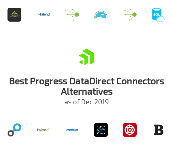 Best Progress DataDirect Connectors Alternatives