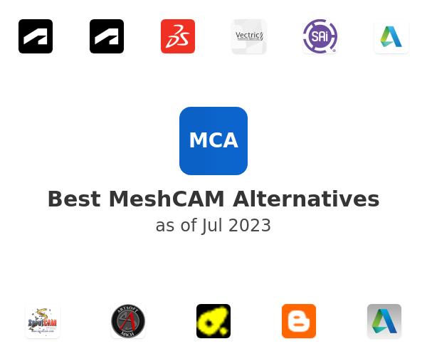 Best MeshCAM Alternatives