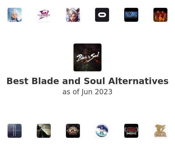 Best Blade and Soul Alternatives