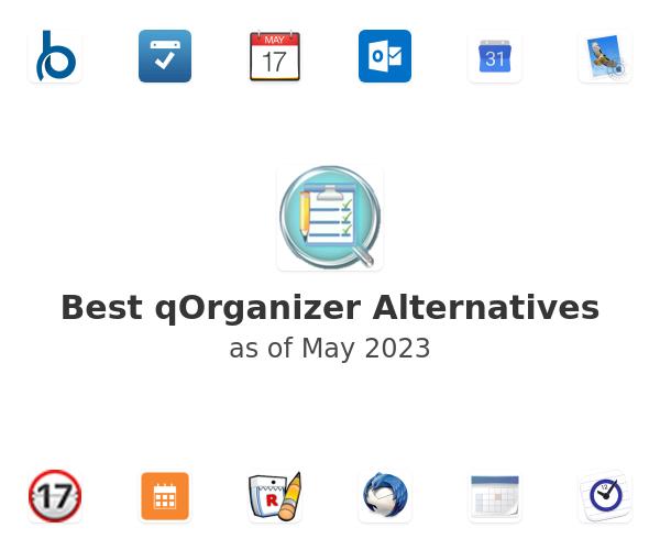 Best qOrganizer Alternatives