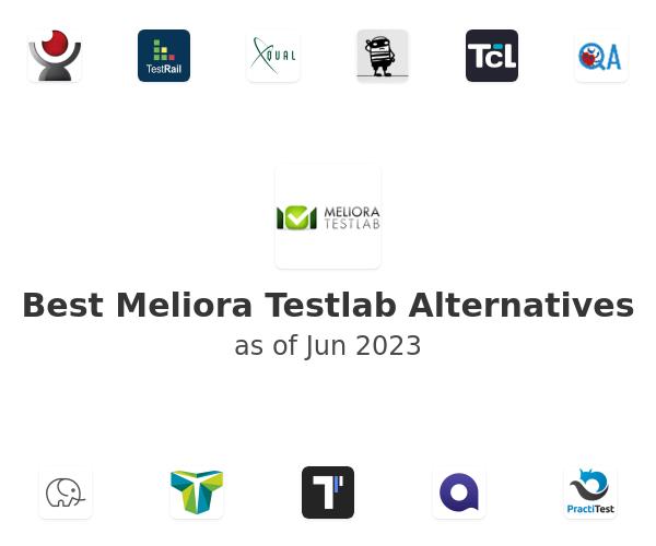 Best Meliora Testlab Alternatives