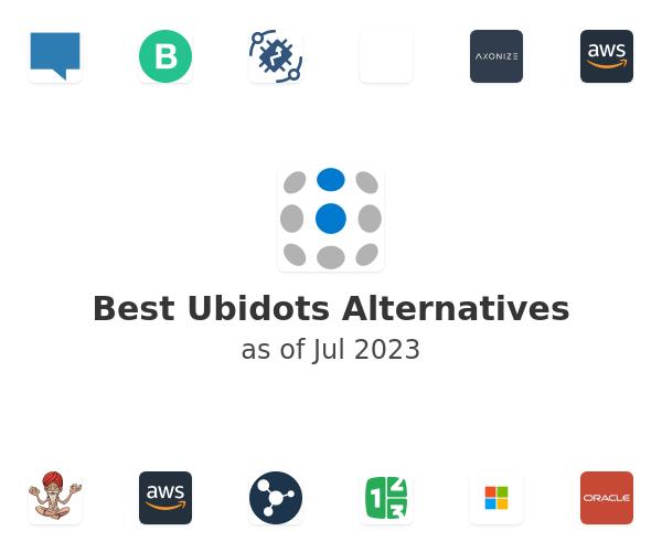 Best Ubidots Alternatives