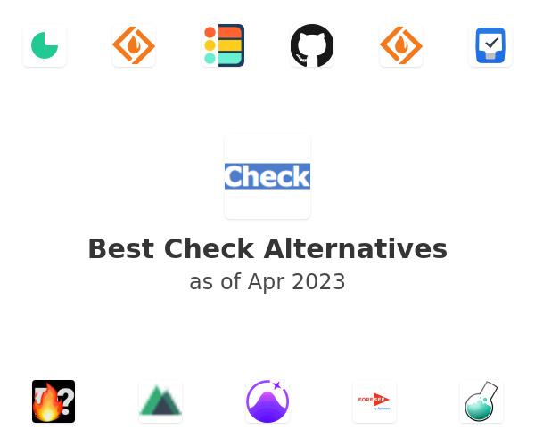 Best Check Alternatives