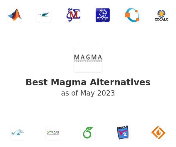 Best Magma Alternatives