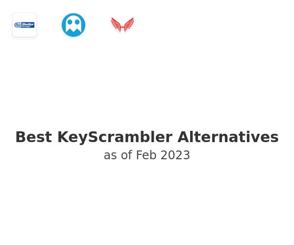 Best KeyScrambler Alternatives