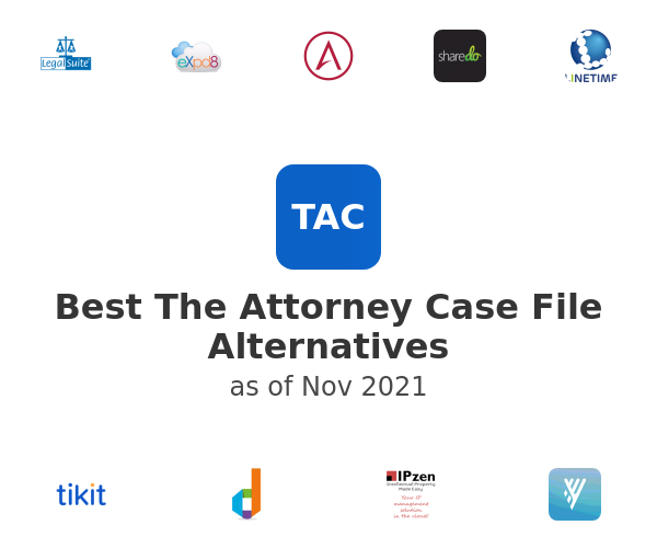 Best The Attorney Case File Alternatives