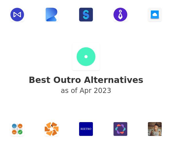 Best Outro Alternatives