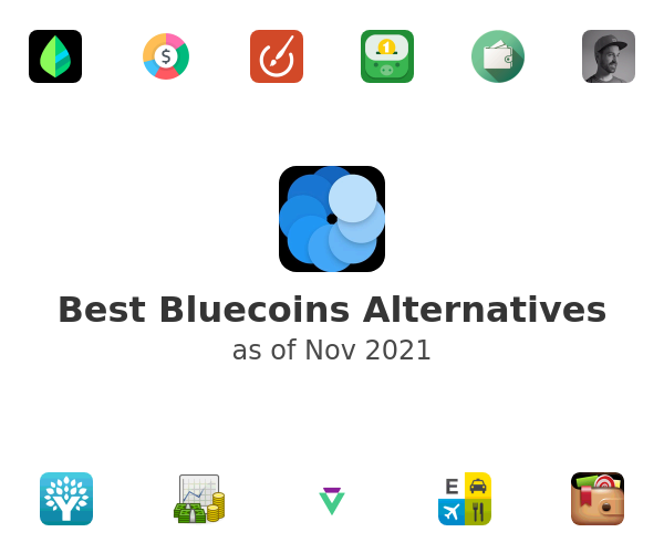 Best Bluecoins Alternatives