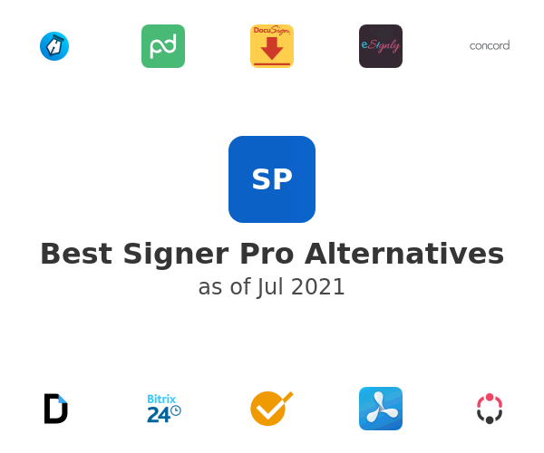Best Signer Pro Alternatives