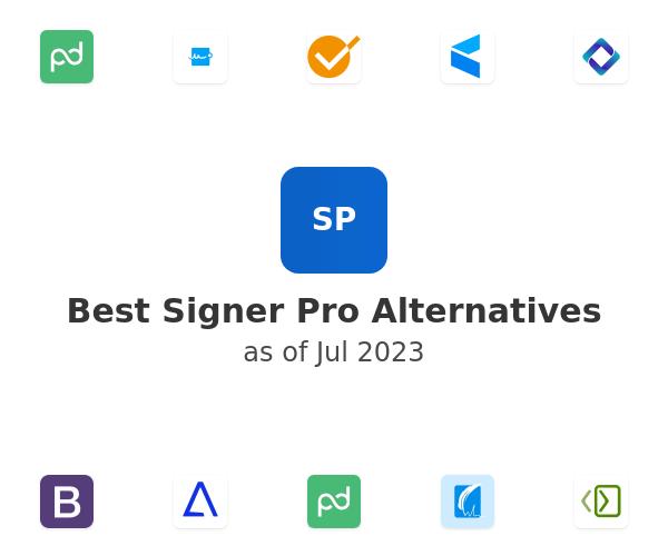 Best Signer Pro Alternatives