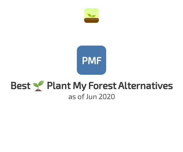 Best 🌱 Plant My Forest Alternatives