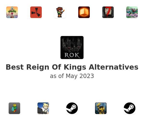 Best Reign Of Kings Alternatives