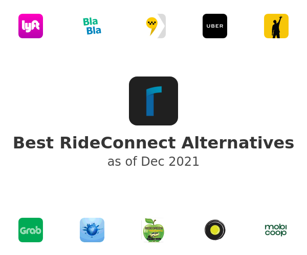 Best RideConnect Alternatives