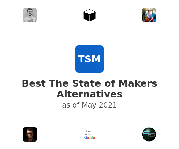 Best The State of Makers Alternatives