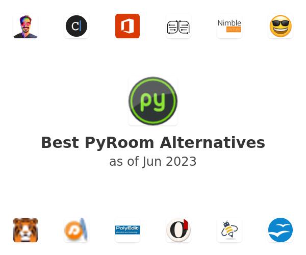 Best PyRoom Alternatives