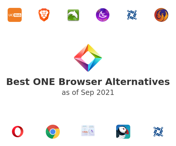 Best ONE Browser Alternatives