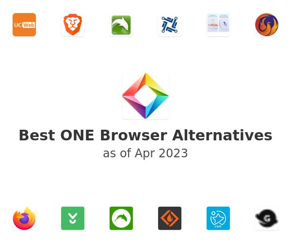 Best ONE Browser Alternatives