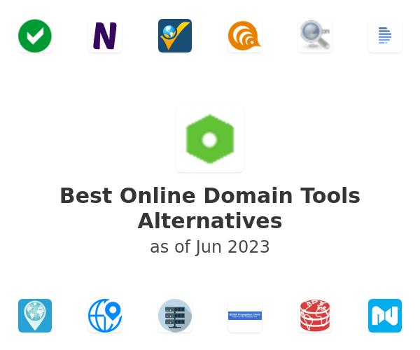 Best Online Domain Tools Alternatives