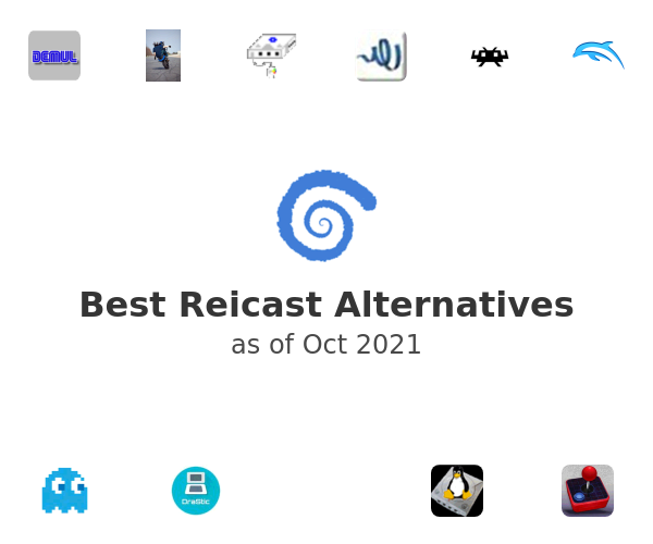 Best Reicast Alternatives