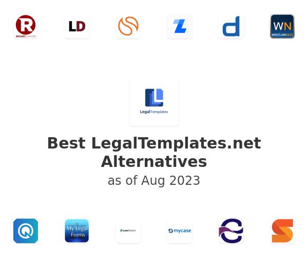 Best Legal Templates Alternatives