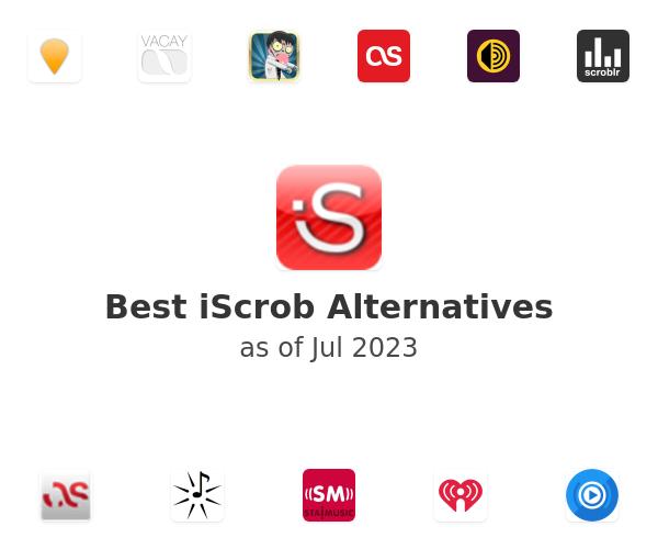 Best iScrob Alternatives