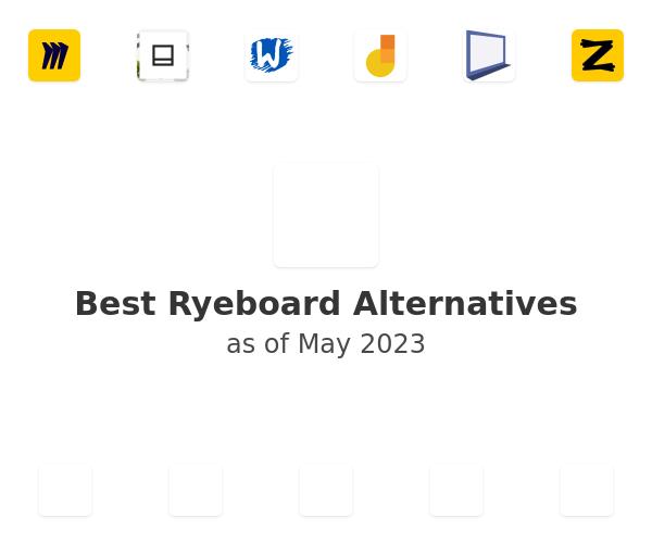 Best Rye Board Alternatives