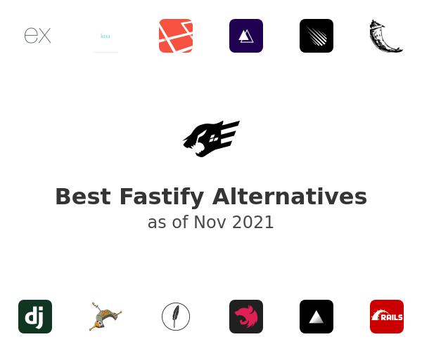 Best Fastify Alternatives