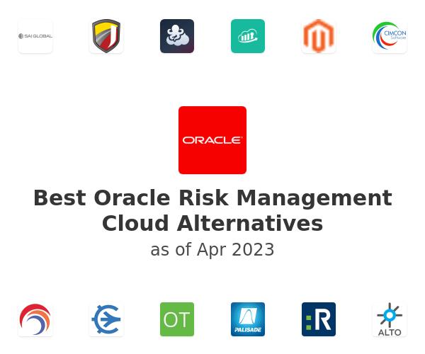 Best Oracle Risk Management Cloud Alternatives