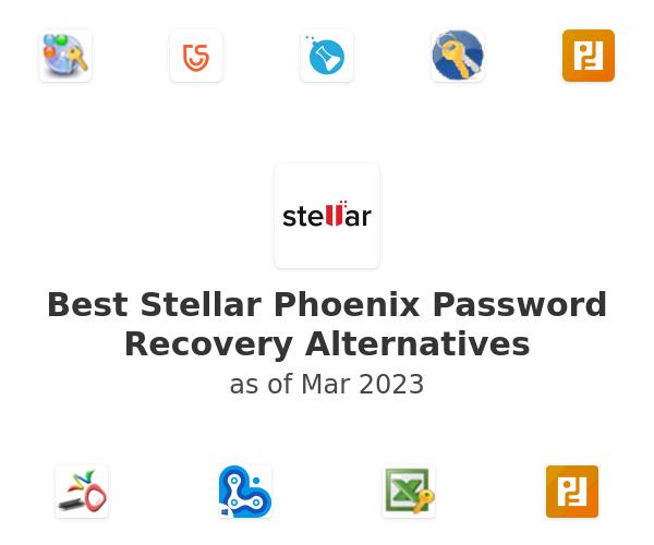 Best Stellar Phoenix Password Recovery Alternatives