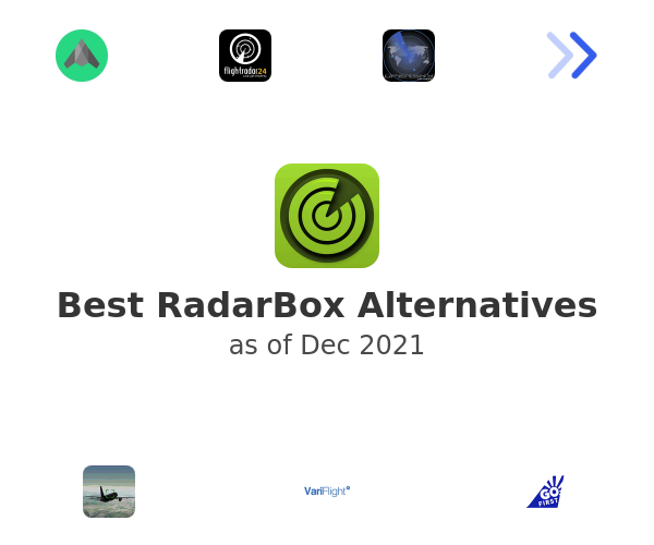 Best RadarBox Alternatives