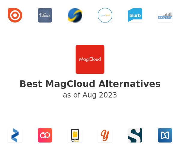 Best MagCloud Alternatives