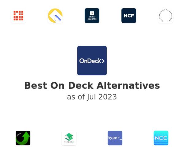 Best On Deck Alternatives