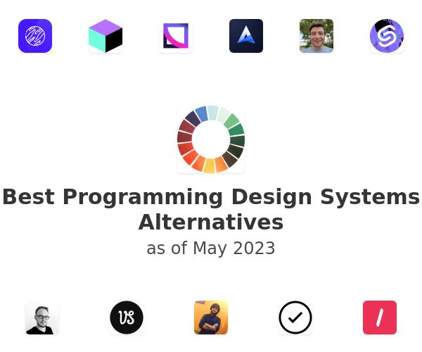 Best Programming Design Systems Alternatives