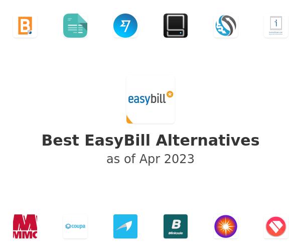 Best EasyBill Alternatives