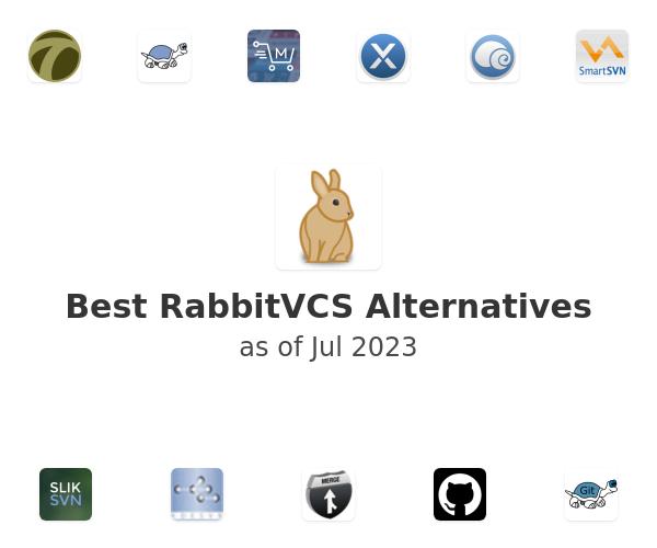 Best RabbitVCS Alternatives