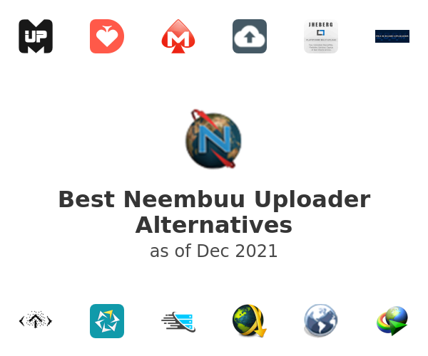 Best Neembuu Uploader Alternatives