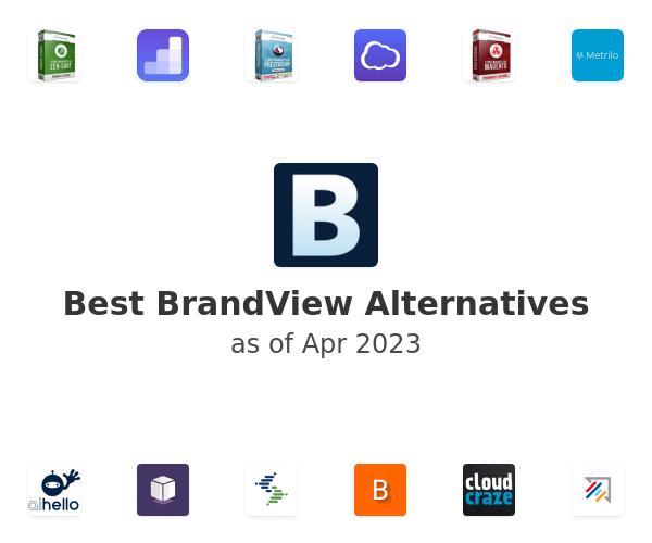 Best BrandView Alternatives