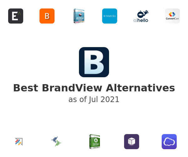 Best BrandView Alternatives