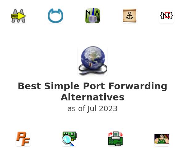 Best Simple Port Forwarding Alternatives