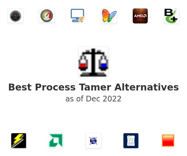 Best Process Tamer Alternatives