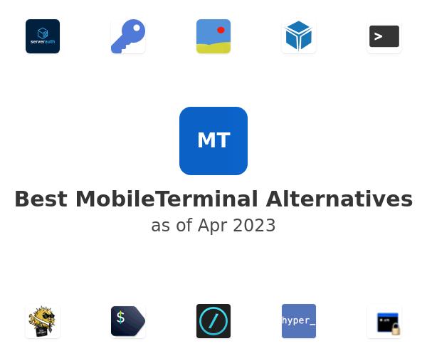 Best MobileTerminal Alternatives