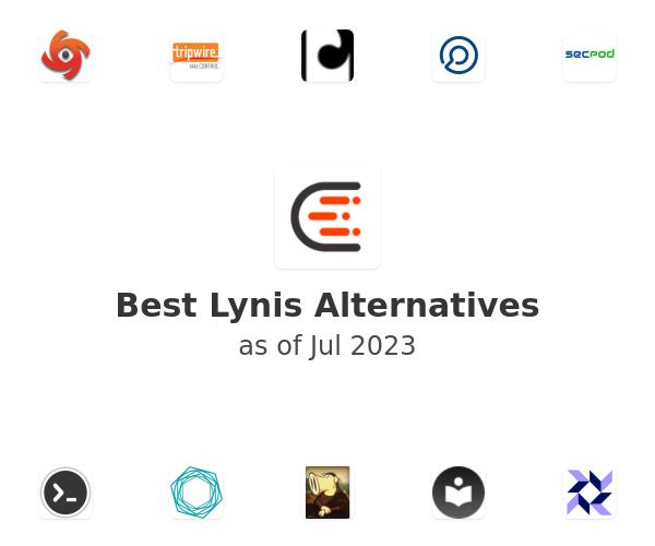 Best Lynis Alternatives