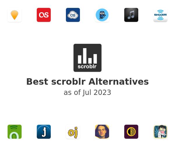 Best scroblr Alternatives