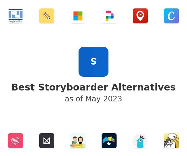 Best Storyboarder Alternatives