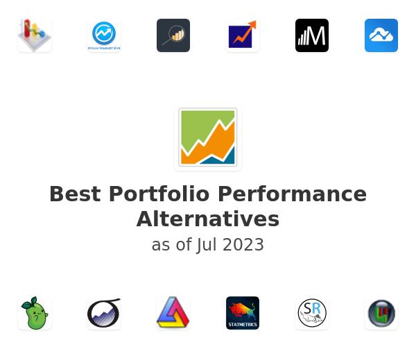 Best Portfolio Performance Alternatives