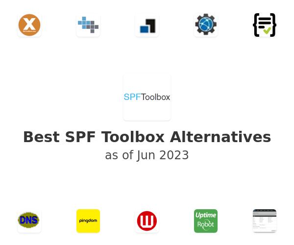 Best SPF Toolbox Alternatives