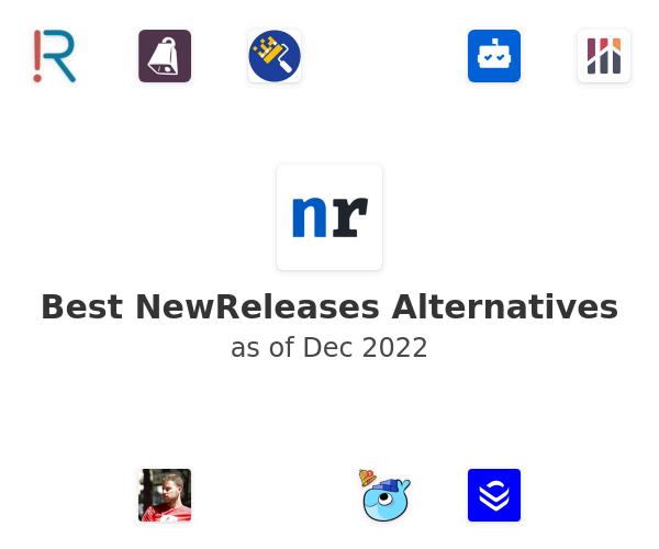 Best NewReleases Alternatives